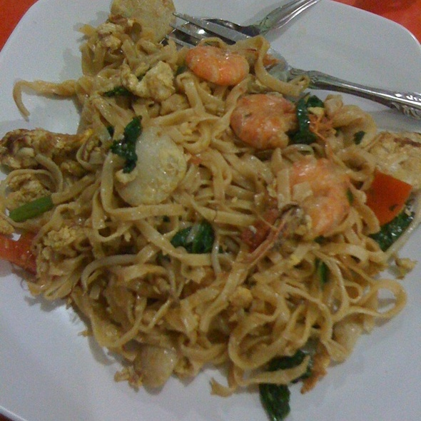 Ifumi Seafood @ Warung Pak Tiam