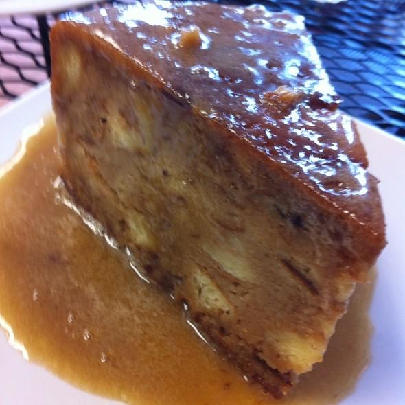 Bread Pudding @ La Baguette