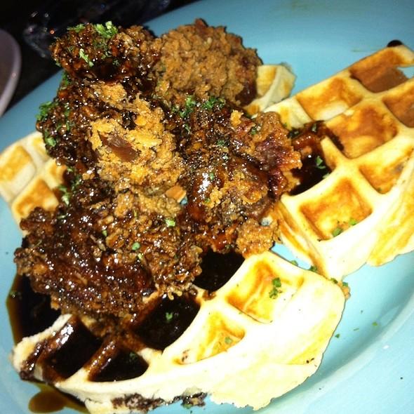Chicken & Waffles @ Hay Merchant
