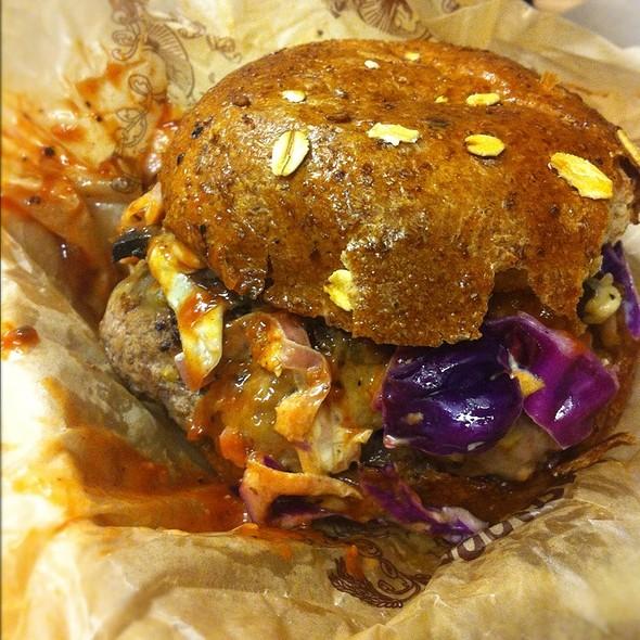 Western Burger @ BareBurger