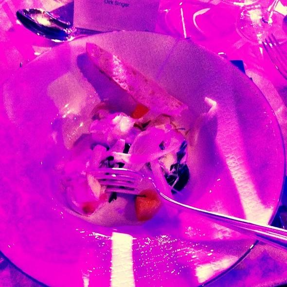 Goats Cheese Fennel Rocket Salad @ Jw Marriott Grosvenor House (London)