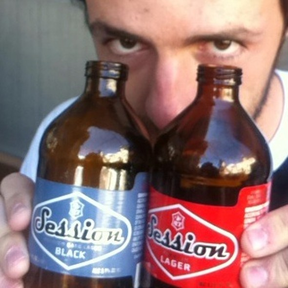 Sessions Beers @ Pizzeria Seven Twelve