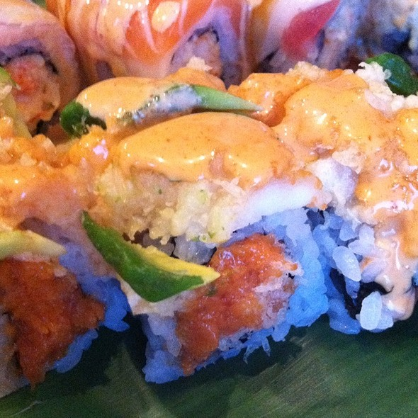 Alligator Roll @ Fuji Japanese Steakhouse
