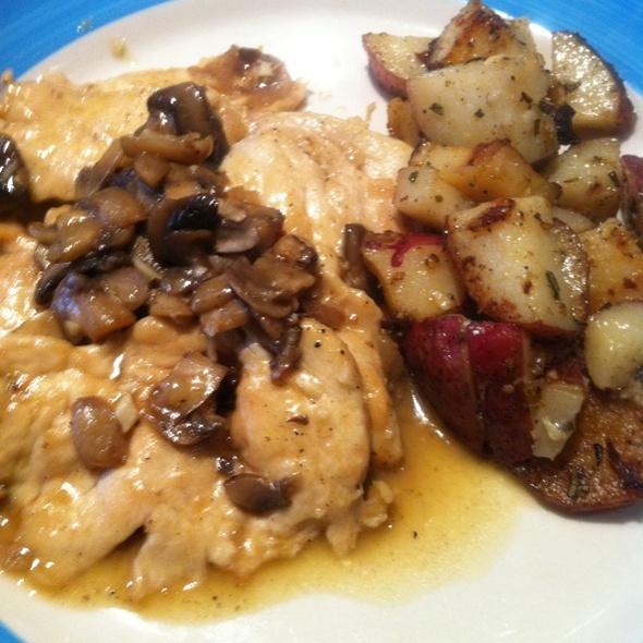 Chicken Marsala - Graziella's Brooklyn, Brooklyn, NY