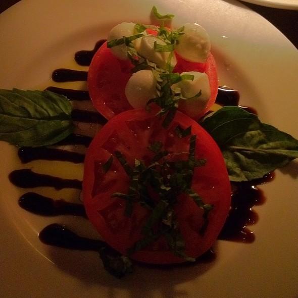 Caprese Salad @ Cool River