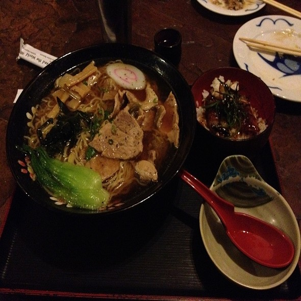 Ramen @ Domo Restaurant