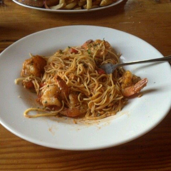 Pasta Putanesca @ Terrebonne Depot