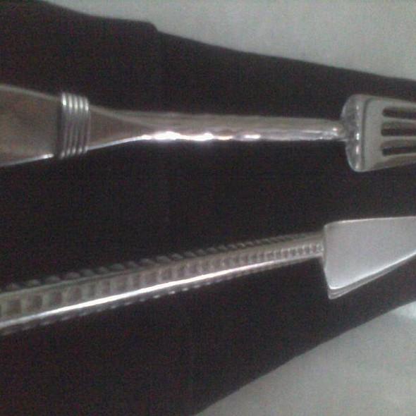 Fork And Knife @ Clear Cafe Ubud