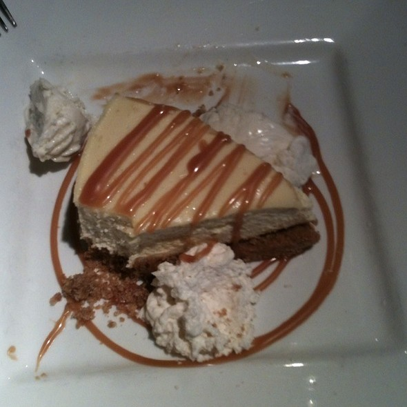 New York Cheesecake - Spencer's for Steaks and Chops - Omaha, Omaha, NE