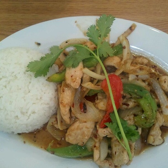 Spicy Chicken @ Pho 36