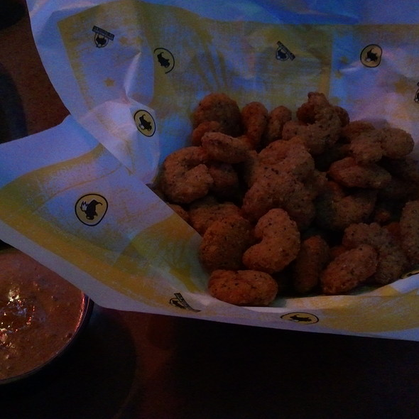 Buffalo Shrimp @ Buffalo Wild Wings Grill & Bar