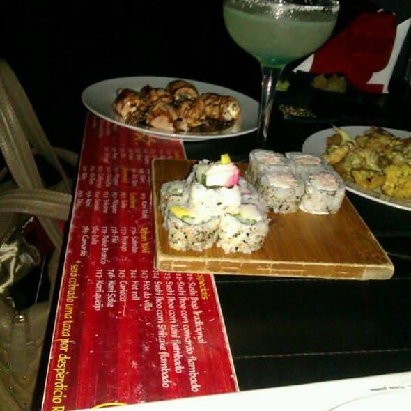 Rodízio de Sushi @ Tanabata Comida Japonesa e Cozinha Internacional