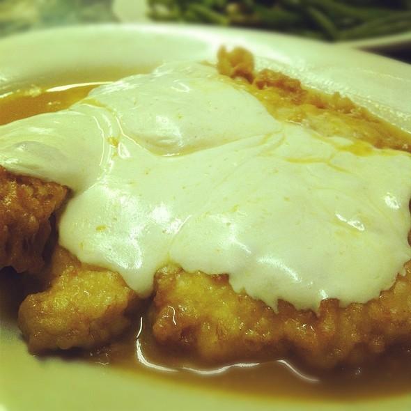 Chicken Alla Casa @ Ann & Tony's - An Original Arthur Avenue Restaurant