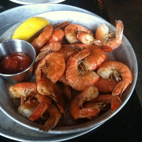 Peel & Ear Shrimp @ Maxie's Southern Comfort
