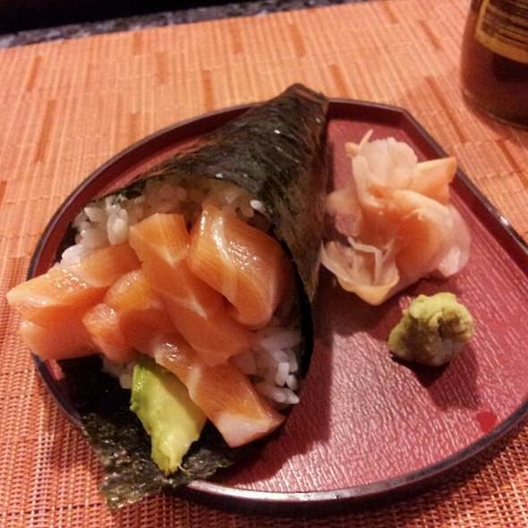 Cono De Salmon @ Torobi