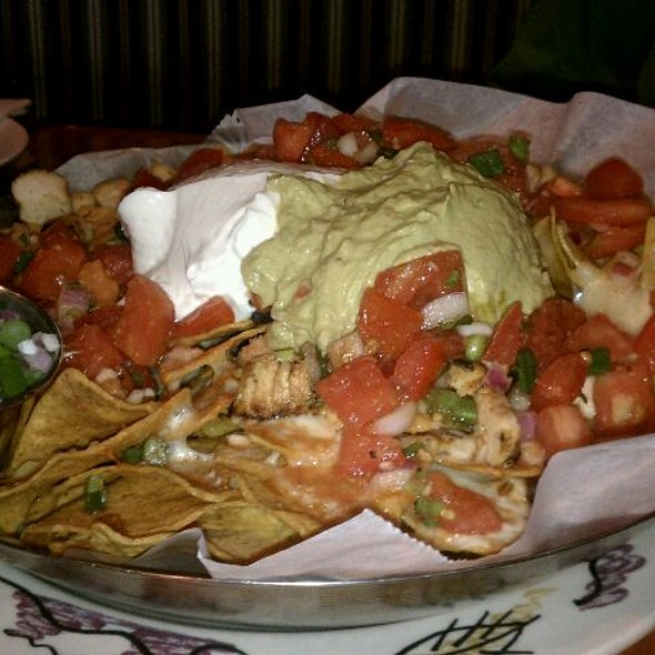 Nachos - The Wild Horse Cafe, Beverly, MA