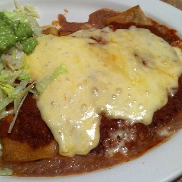 Enchiladas Realas