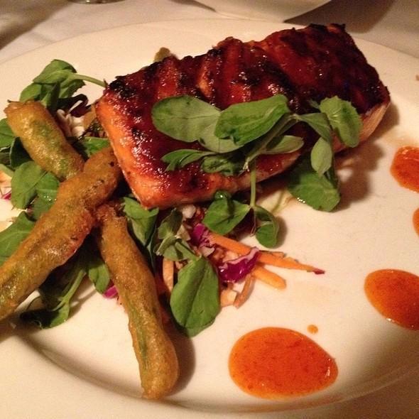 Wild Alaskan Salmon @ Max's Oyster Bar