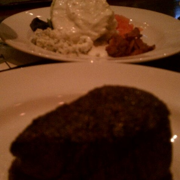 Filet And Wedge - 801 Chophouse at the Paxton, Omaha, NE