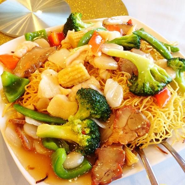 recipe: cantonese chicken chow mein [36]