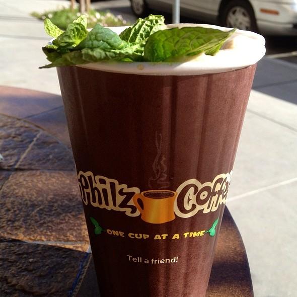 Mint Mojito Ice Coffee