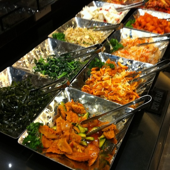Korean Appetizers @ Yakimix