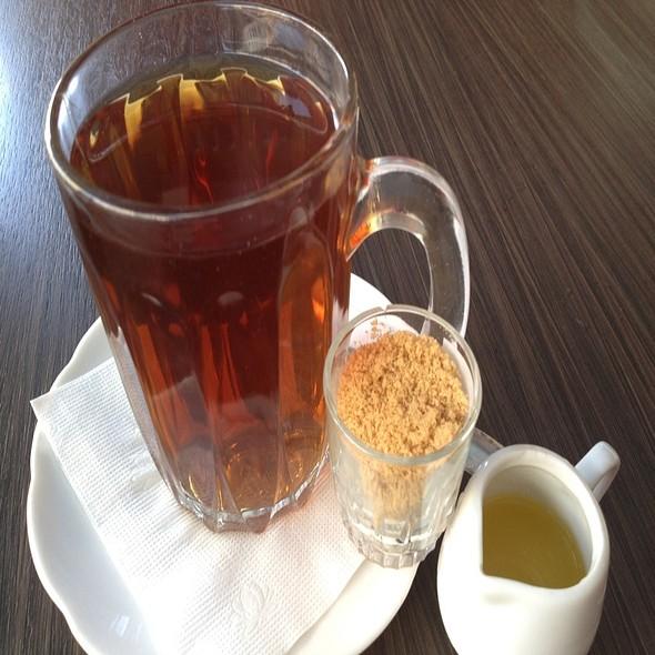 Cinnamon, Clove & Lime Drink @ Ma'cik Biryani