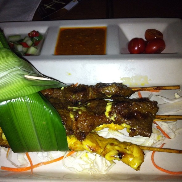 satay @ Spice Restaurant & Bar