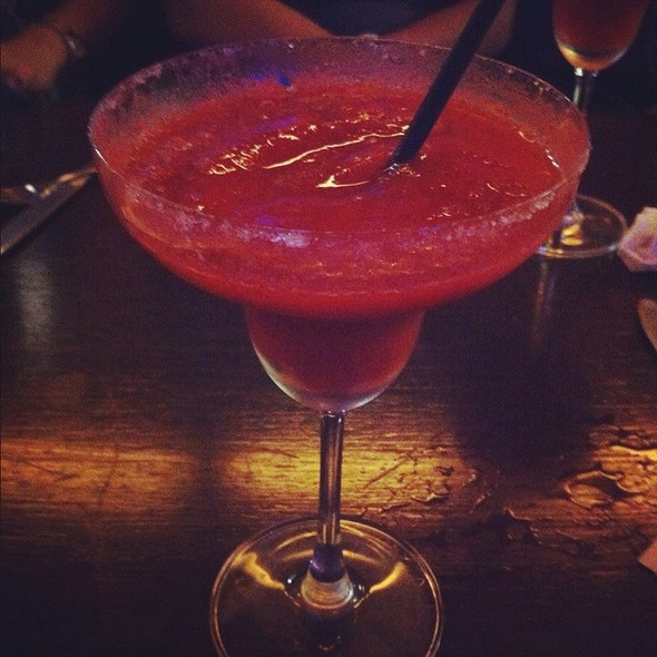 Strawberry Margarita @ Agave Mexican Cantina