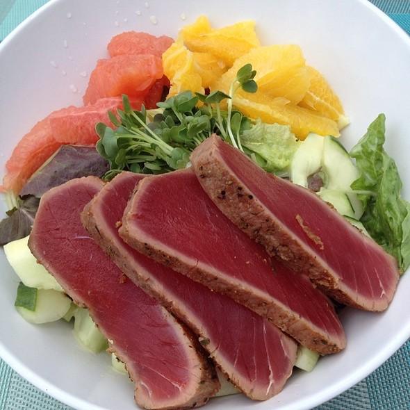 Ahi Tuna Salad - The Cafe - Diplomat Resort & Spa, Hollywood, Hollywood, FL