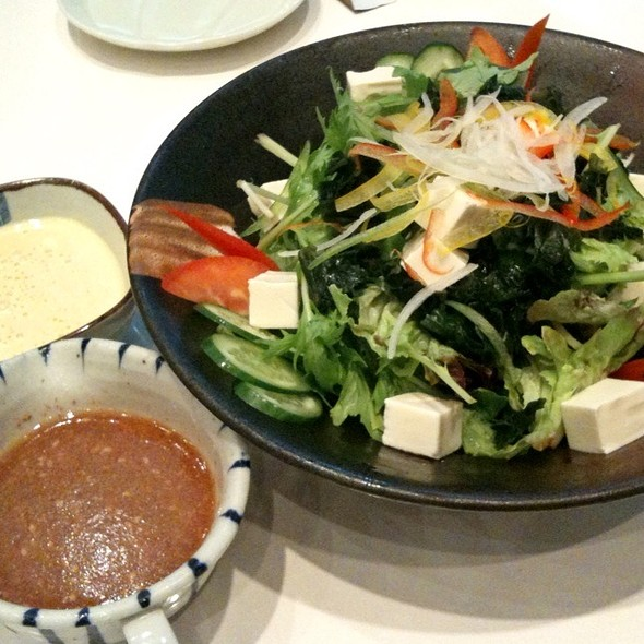 Wakame Salad @ Rakuzen