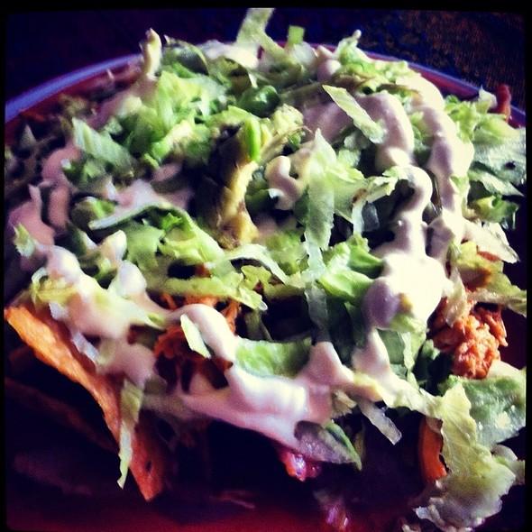 Totopos Especial @ Restaurante Charro Mexicano