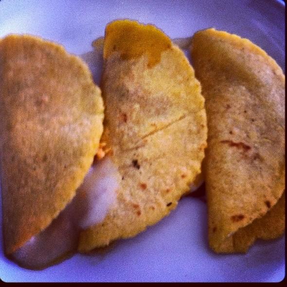 Quesadillas Mixtas @ Restaurante Charro Mexicano