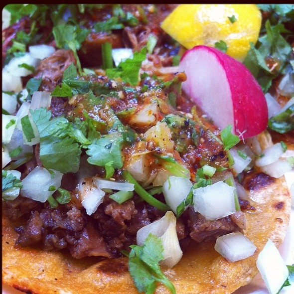 Carne Asada Tacos @ Three Brothers Tacos