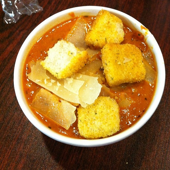 Cream Of Tomato Basil Soup