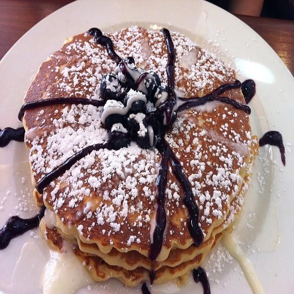 Blueberry Blisscakes @ Brunch Cafe