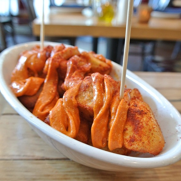 Patatas Bravas - The Copper Onion, Salt Lake City, UT