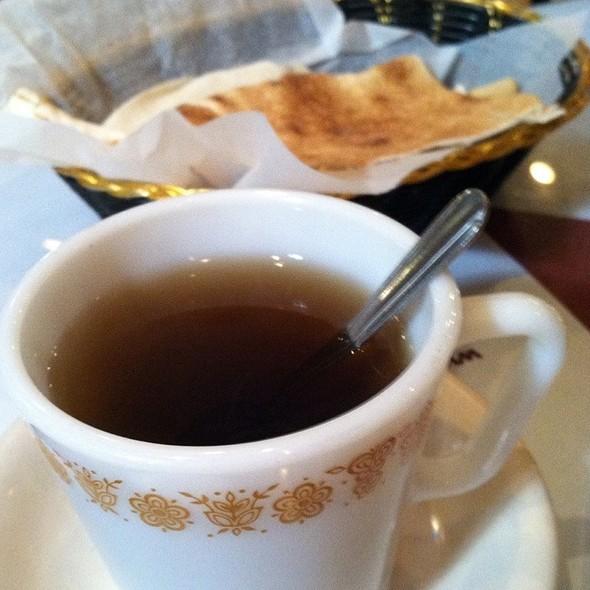 Mint Tea @ Norma's Mediterranean Restaurant