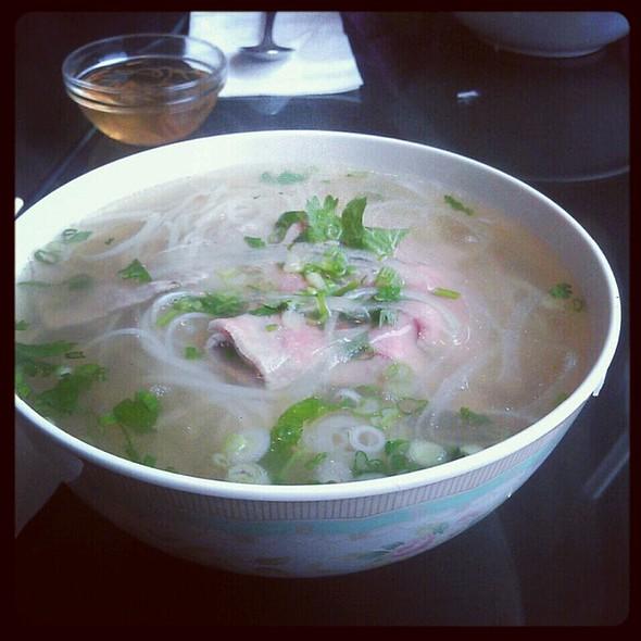 6A Pho Bo (Small) @ Mekong