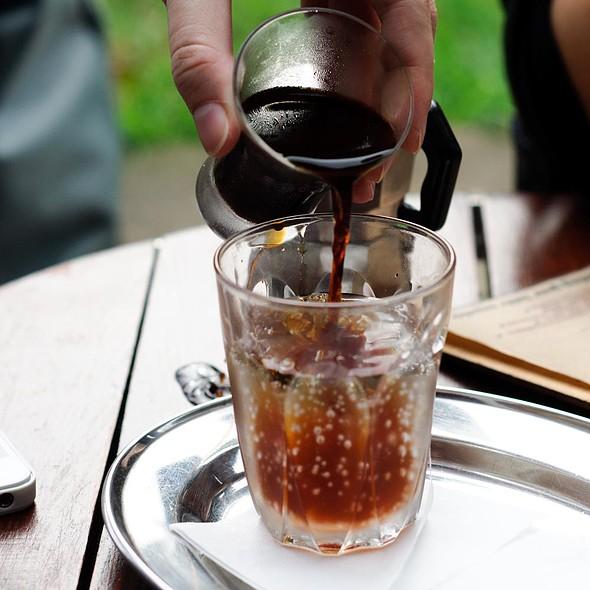 Sparkling Cold Drip @ Bean Drinking