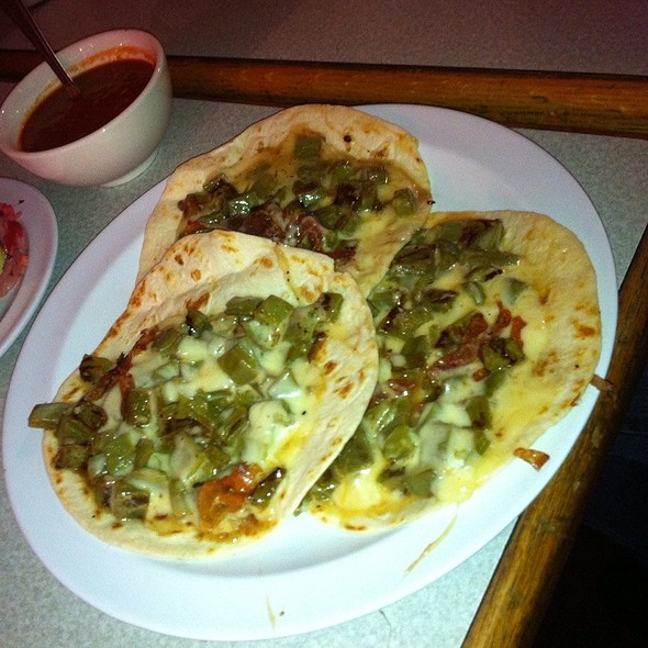 Tacos @ Los Taquitos de Puebla Restaurant
