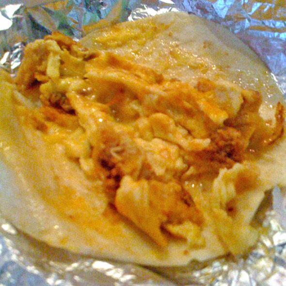 Tatiana's Tamale Tacos