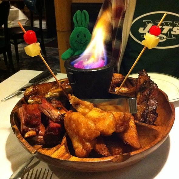 Jade Island Restaurant Inc - Pu Pu Platter - Foodspotting