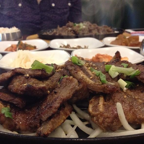 Kalbi @ Don A Korean Restaurant