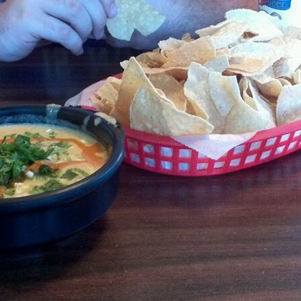 Queso @ Torchy's Tacos
