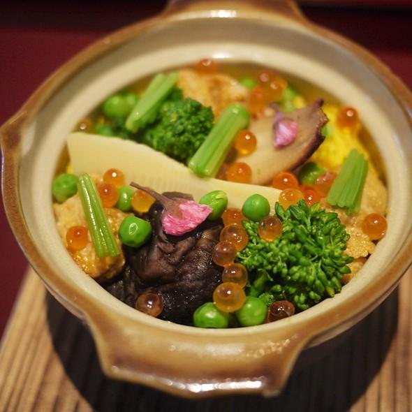 Spring Chirashi Sushi Rice