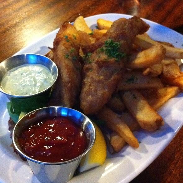 Fish and Chips - de Vere's Irish Pub - Davis, Davis, CA