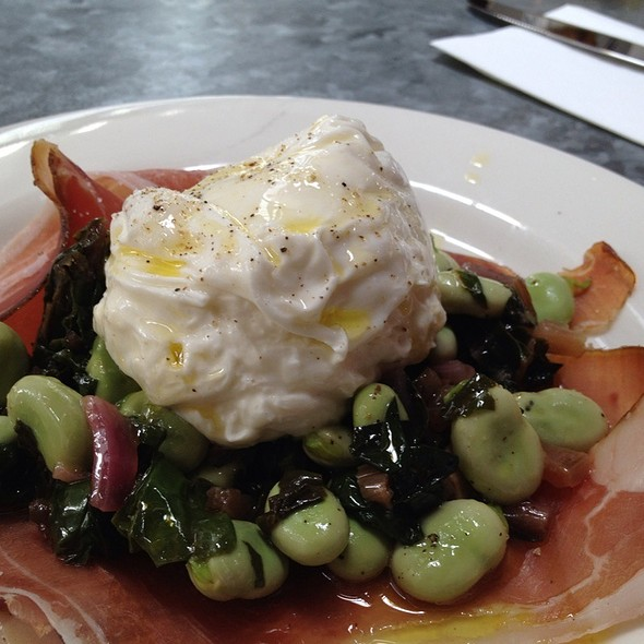Burrara Salad @ Pane Bianco