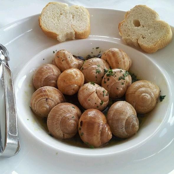 snails @ The Little Snail Restaurant