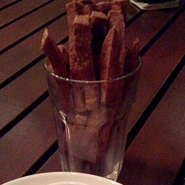 Porky Fries